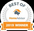 HomeAdvisor Best of 2019